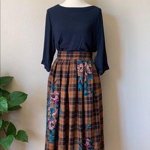 2/$50 Vintage Longline Skirt.